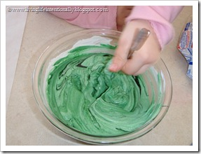 add food coloring