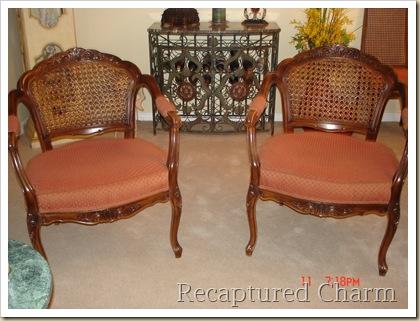 ... Louis Cane Back Chair 006