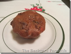 better than fruitcake - The Backyard Farmwife