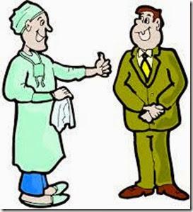 advising doctor