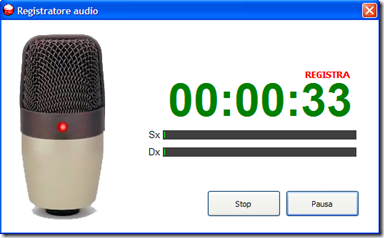 Listen N Write Registratore audio