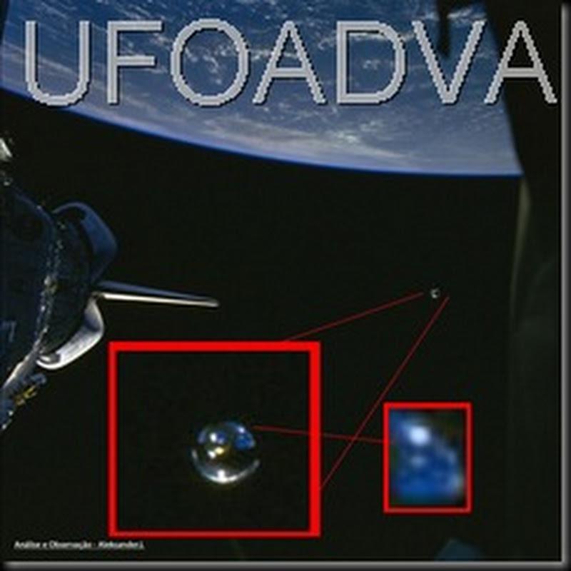 Fotos da ISS – UFOs e Anomalias PARTE I