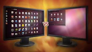 Ubuntu 13.04 Raring -  Unity vs Gnome Shell