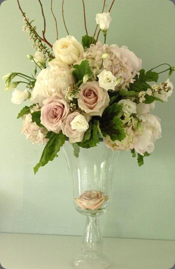 fuzion 9 blush floral design