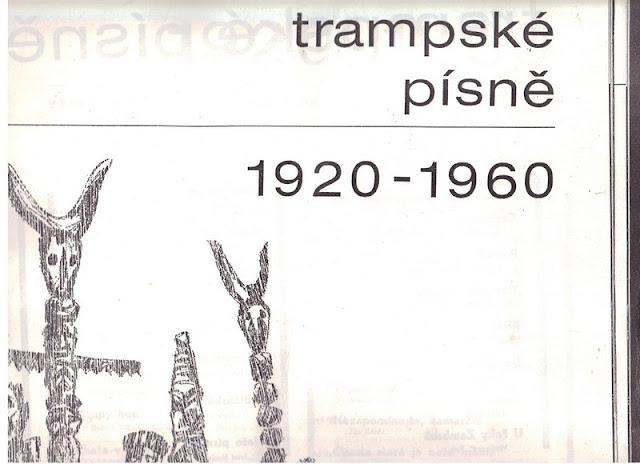 Trampské písně 1920 - 1960 vydal Supraphon v r. 1968.jpg