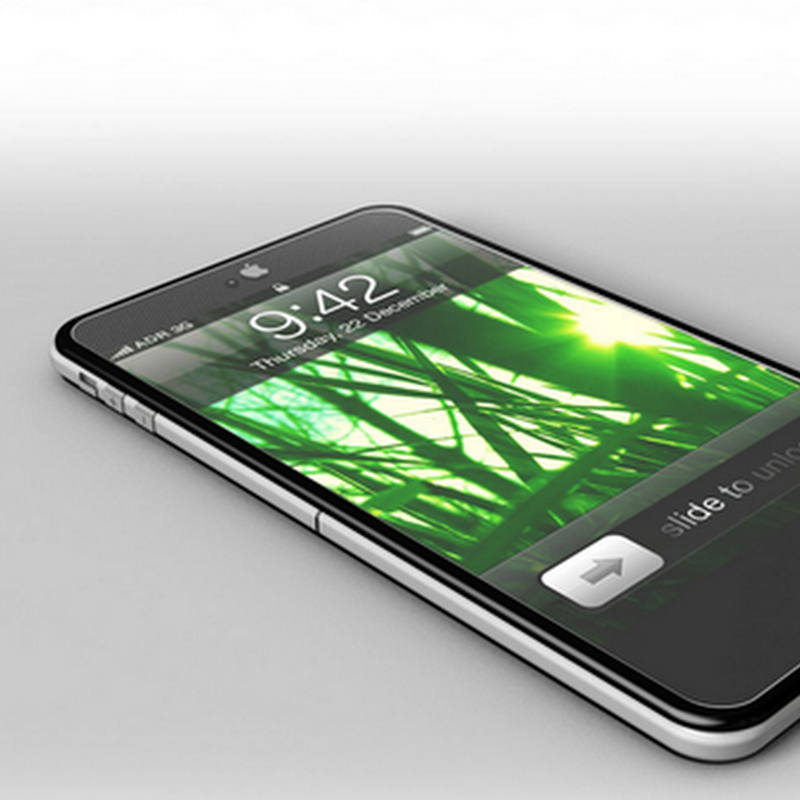 Konsep iPhone 5 – iPhone SJ