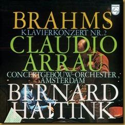 Brahms concierto piano 2 Haitink Arrau