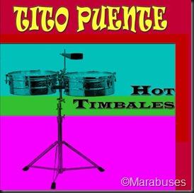 Tito Puente - (2011) Hot Timbales Delantera