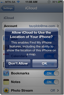 Lock Or Wipe Your Stolen iOS 5 Devices Including Your iPad and iPhone_2