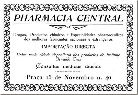 pharmacia central