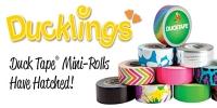 Duck Tape Mini Rolls