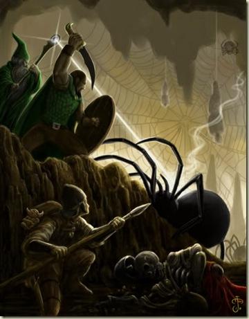 spider_small - Mark Allen