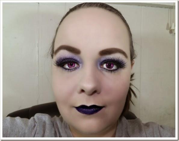 Elissabat Full Face Makeup