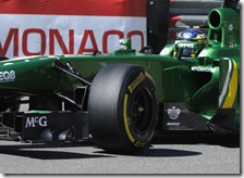 Le nuove Pirelli debuterrano nel gran premio di Gran Bretagna 2013