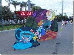 Disneyland 10K Mile 2