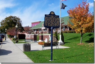 Windber Strike of 1922-23, Miner's Park, Windber, PA