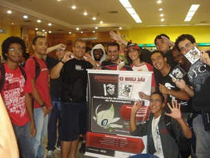 Evento do Celebi no RJ