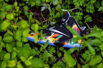 nike lebron 11 gr everglades 5 10 Release Reminder: Nike LeBron XI Everglades Goes Into the Wild