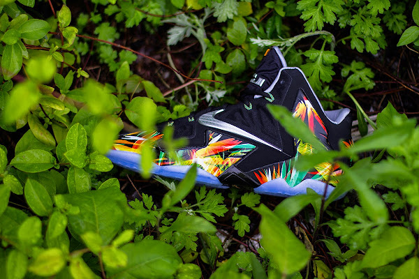 Release Reminder Nike LeBron XI 8220Everglades8221 Goes Into the Wild