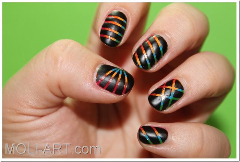 manicura-arcoiris-negro-2