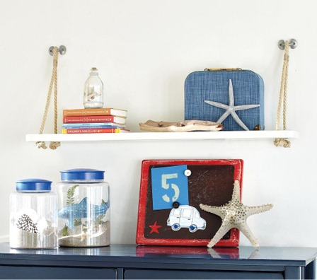 Pottery Barn-Kids' Shelf