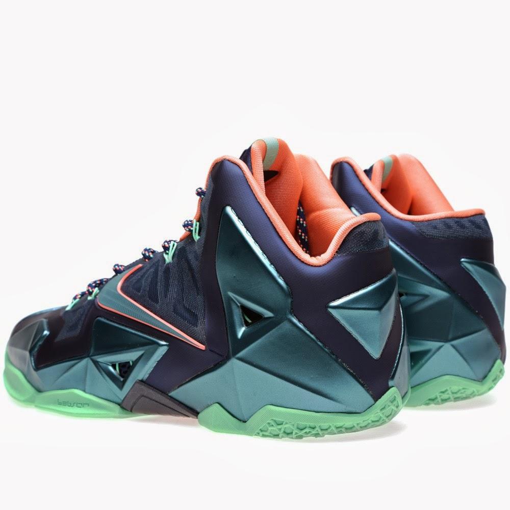 NIKE LEBRON – LeBron James Shoes » New Photos // Nike LeBron XI ...