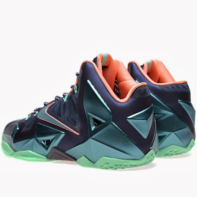 nike lebron 11 gr akron vs miami 11 03 New Photos // Nike LeBron XI Akron vs. Miami