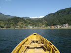 Boating on Phewa Tal