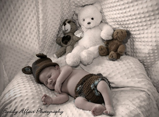 Tacoma Newborn Portrait Photographer - 4