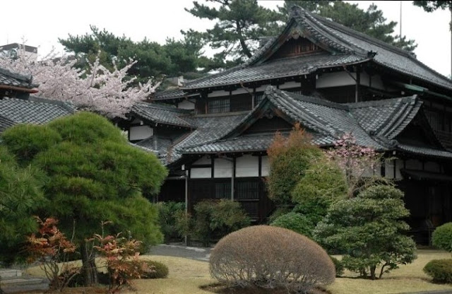 Ngôi nhà truyền thống Nhật Bản