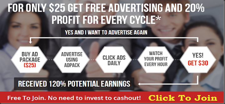 Yougetprofit Advertise with Profit
