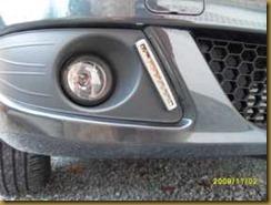 Dagrijlicht montage Dacia MCV 05