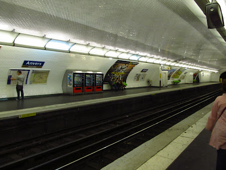 Paris Metro - RATP
