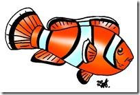 peces clipart blogolorear (42)