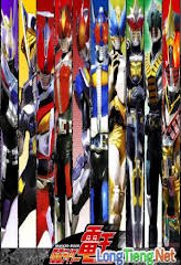 Siêu Nhân Kamen Rider Den-O