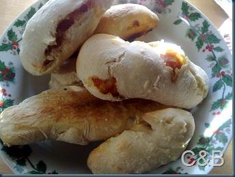 Pão com chouriço - artisan bread (1)