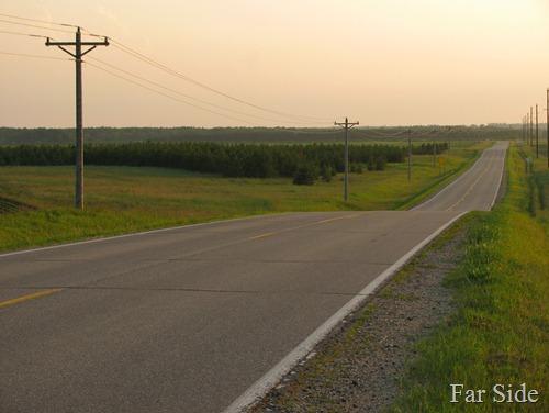 Road  July 1 2012