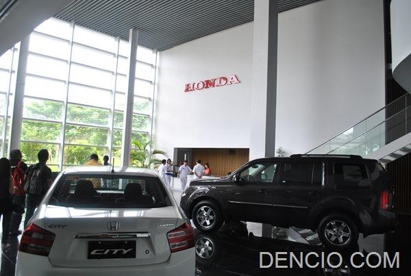 Honda 1M Blue Campaign