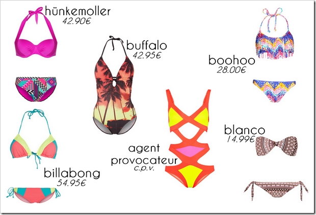 Que llevar festival Arenal Sound 02 Bikinis