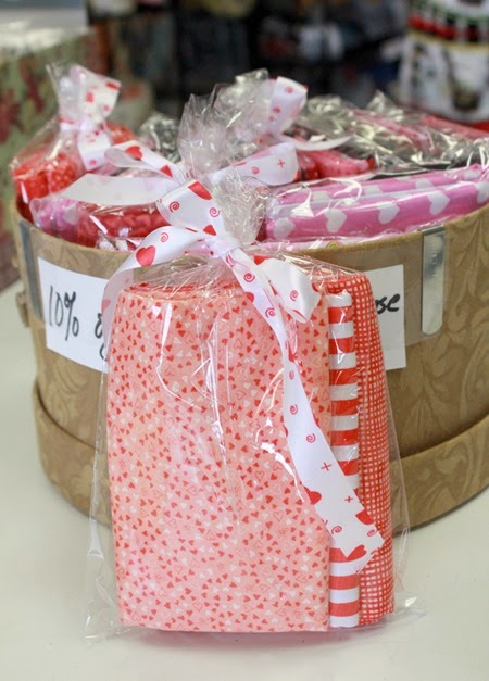 Valentine Pillowcase Kits