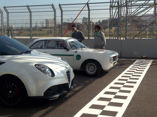 Alfa romeo MiTo GTA Alfa romeo