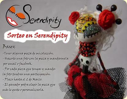 sorteo serendipity 2014