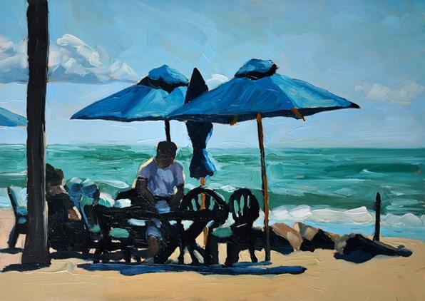 Café Beach