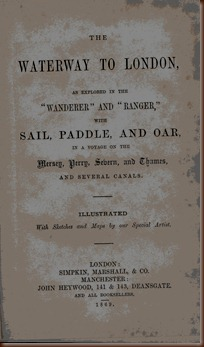 the waterway to london (1869)107