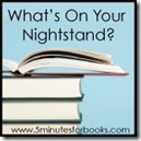 What's on Your Nightstand at _5 minutes for Books_[5]