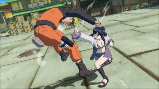 Hinata Hyuga (Road to Ninja: Naruto the Movie)
