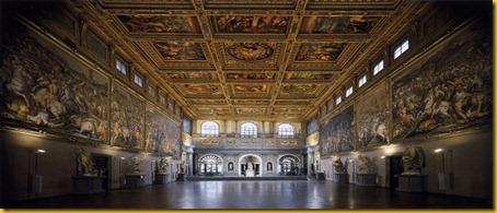 Firenze - Palazzo Vecchio - Interno