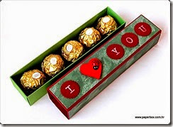 Ferrero Rocher match Box 2 (8)