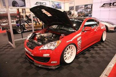 Enjuku-Racing-Supercharged-LS1-Hyundai-Genesis-2011-SEMA-Show