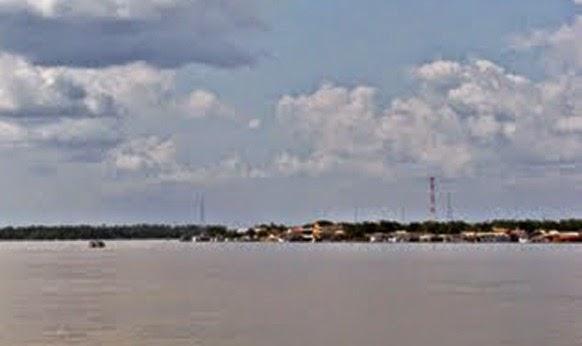 Rio Parauhaù, Breves - Parà